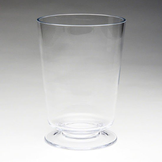 Bb 6.60001 clear view vase med