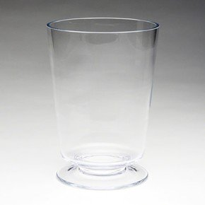 Clear View Vase-Med