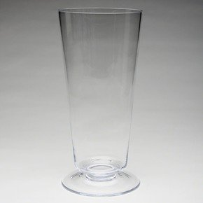 Clear View Vase-Lg