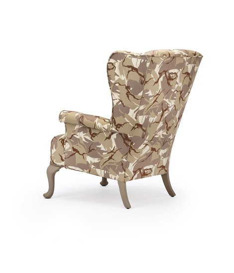 The army desert camo wing chair. rhubarbchairs treniq 1 1557252661202