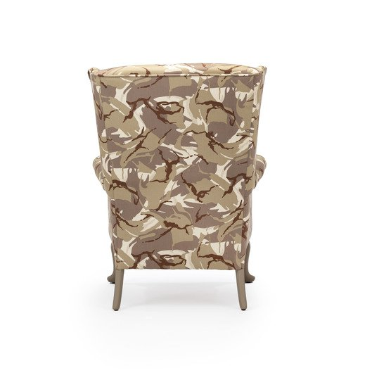 The army desert camo wing chair. rhubarbchairs treniq 1 1557252666350
