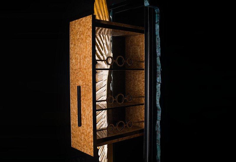 Man's wing bar cabinet egli design treniq 5