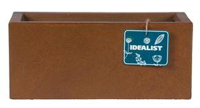 Window Box Light Concrete Rusty Color Planter By Idealist Lite71807