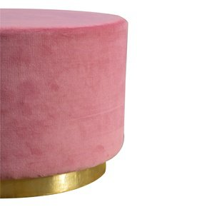 In426-Round-Dusty-Pink-Velvet-Footstool-With-Gold-Base-_Artisan-Furniture_Treniq_0