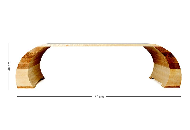 Strata coffee table john jacques 5