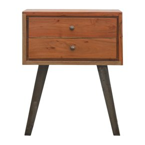 In470-2-Drawer-Chestnut-Bedside-With-Industrial-Feet_Artisan-Furniture_Treniq_0