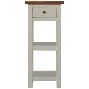 2-Toned-Lamp-Or-Telephone-Table-With-1-Drawer-&-2-Shelves_Artisan-Furniture_Treniq_0