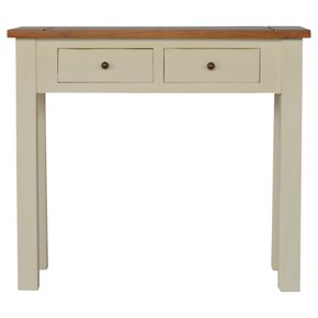 2-Toned-Narrow-Console-Table-With-2-Drawers_Artisan-Furniture_Treniq_0