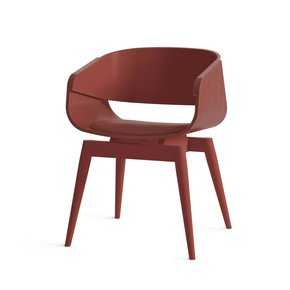 4th-Armchair-Color-Soft-In-Red_Almost-_Treniq_0