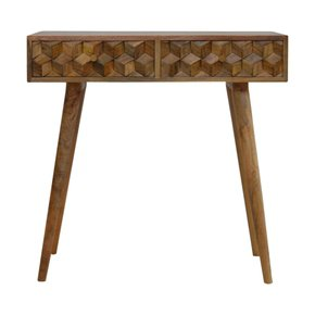 In700-Cube-Carved-Console-Table-With-2-Drawers_Artisan-Furniture_Treniq_0