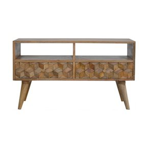 In698-Cube-Carved-Media-Unit-With-2-Drawers_Artisan-Furniture_Treniq_0