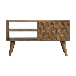 In697-Cube-Carved-Media-Unit-With-2-Open-Slots_Artisan-Furniture_Treniq_0