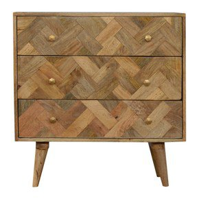3-Drawer-Zig-Zag-Patterned-Patchwork-Chest-_Artisan-Furniture_Treniq_0