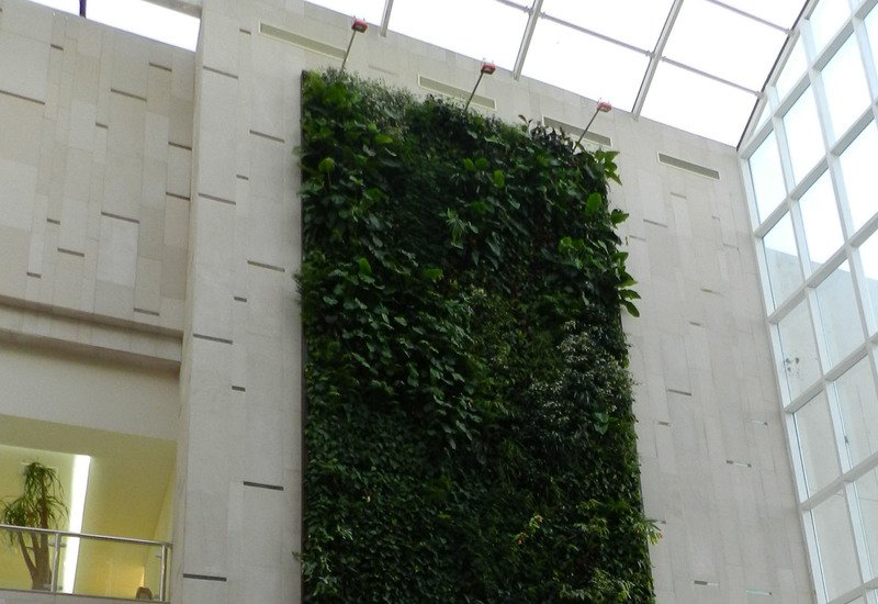 Indoor vertical gardens big realizations panel sundar italia treniq 3