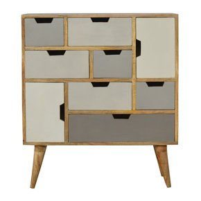 In307-7-Drawer-2-Door-Hand-Painted-Chest-With-Grey-Cut-Out-Drawers_Artisan-Furniture_Treniq_0