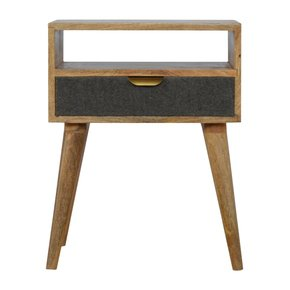 In183-Bedside-With-One-Grey-Tweed-Fabric-Drawer-Front_Artisan-Furniture_Treniq_0
