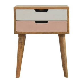 In279-Blush-Pink-And-White-2-Drawer-Hand-Painted-Bedside_Artisan-Furniture_Treniq_0