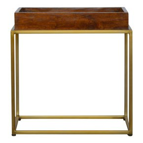 In510-Chestnut-Butler-Tray-Table-With-Gold-Base_Artisan-Furniture_Treniq_0