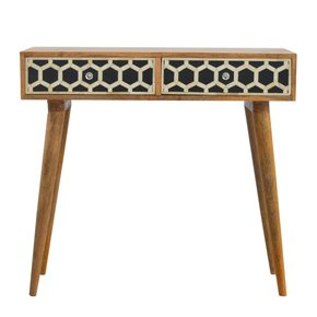 In319-Console-Table-With-Bone-Inlay-Drawer-Fronts_Artisan-Furniture_Treniq_0