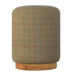 In333-Cylindrical-Multi-Tweed-Footstool_Artisan-Furniture_Treniq_0