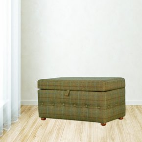 In076-Footstool-Upholstered-In-Multi-Tweed_Artisan-Furniture_Treniq_0