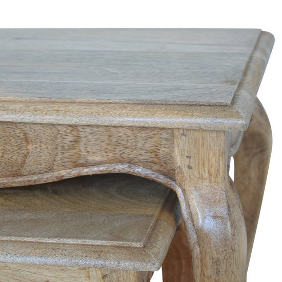 French style stool set of 3 stools artisan furniture treniq 1 1557480381234