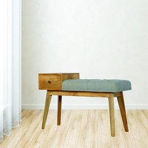 In121-Telephone-Bench-With-Drawer-And-Multi-Tweed-Seat_Artisan-Furniture_Treniq_0