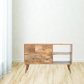 In135-Solid-Wood-Tv-Stand-With-4-Drawers-And-2-Open-Units_Artisan-Furniture_Treniq_0