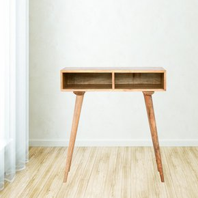 In131-Solid-Wood-Nordic-Writing-Desk-With-2-Open-Slots_Artisan-Furniture_Treniq_0