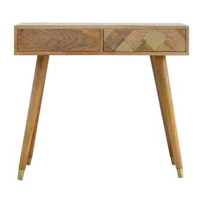 In395-Solid-Wood-2-Drawer-Writing-Desk-With-Gold-Brass-Insert-_Artisan-Furniture_Treniq_0
