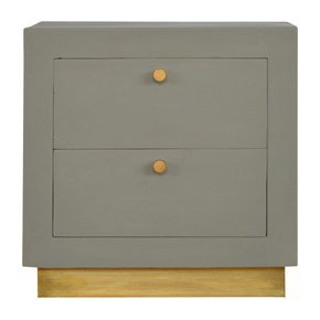 In473-Sleek-Cement-2-Drawers-Bedside-With-Gold-Detailing_Artisan-Furniture_Treniq_0