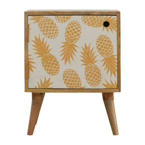 In670-Pineapple-Screen-Printed-Door-Bedside_Artisan-Furniture_Treniq_0