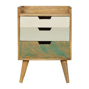 In669-Nordic-Style-Bedside-With-Foliage-Leaf-Print-Drawer-Front_Artisan-Furniture_Treniq_0