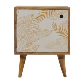 In362-Leaf-Screen-Printed-Door-Front-Bedside-With-Cut-Out-Slot_Artisan-Furniture_Treniq_0