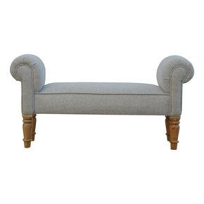 In285-Grey-Tweed-Bedroom-Bench_Artisan-Furniture_Treniq_0