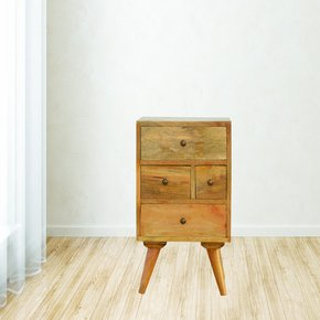 In148-Nordic-Designed-4-Drawer-Petite-Bedside_Artisan-Furniture_Treniq_0