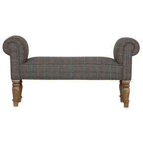 In058-Petite-Multi-Tweed-Bedroom-Bench_Artisan-Furniture_Treniq_0