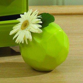 Nugget Bud Vase-Chartreuse