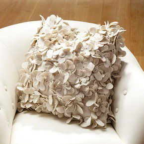 Komaki Pillow-Ivory- Cover