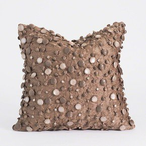 Jewel Pillow-Bronze