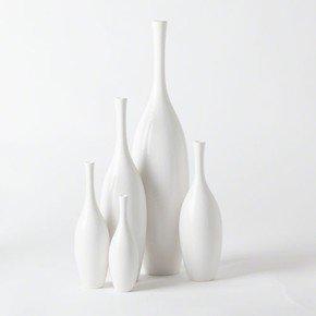 Juggler Vase-Blanc-Smst