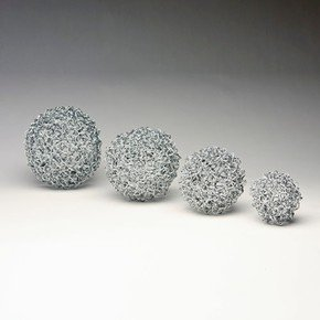 Iron Wire Ball-5""