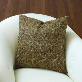 Encrusted Pillow