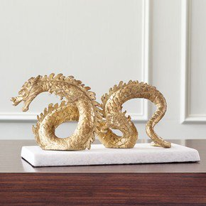 Dragon-Gold Leaf
