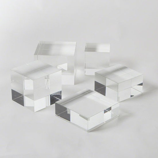 8.81740  crystal cube riser smst