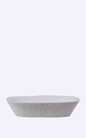 Saboneteira craft white