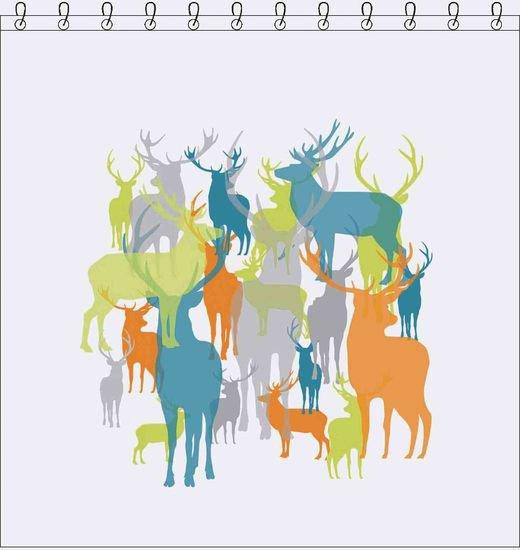 Deer cortina