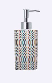 Geo Soap Dispenser