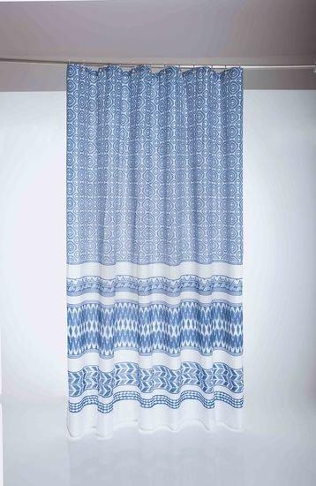 Indigo cortina