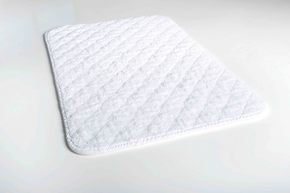 Long Double Loop Terry Bath Mat 50X80 Cm